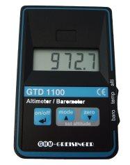 GTD 1100 Barometer/Thermometer/Altimeter